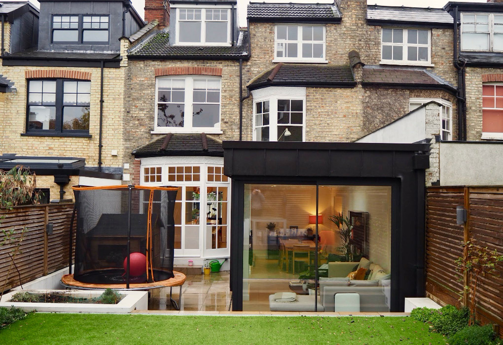 Extension Project Muswell Hill, N10, by Carlund