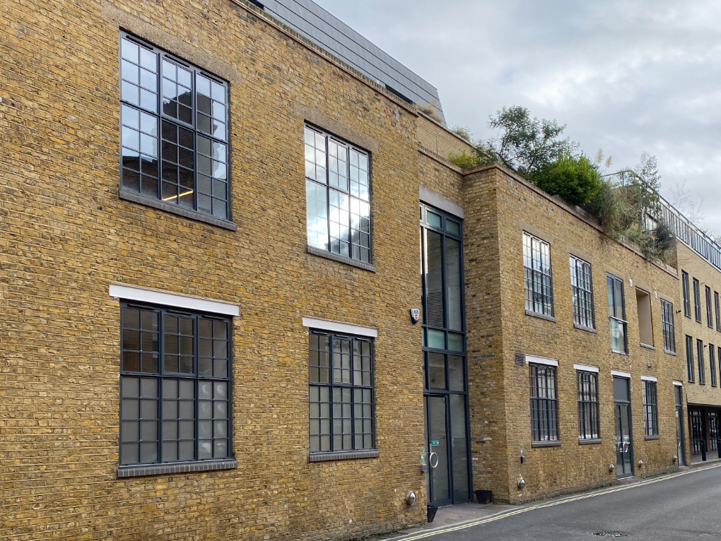 Commercial Project – Southwark, SE1. Design & Build by Carlund